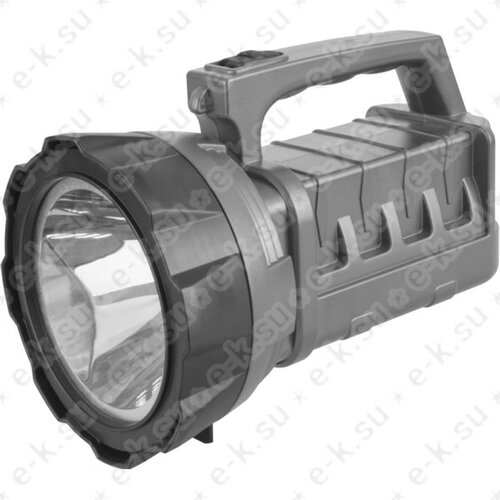 Фонарь светодиодный NPT-SP14-ACCU 3Вт LED 200лм 250м прожектор пластик 3Ач (71596)
