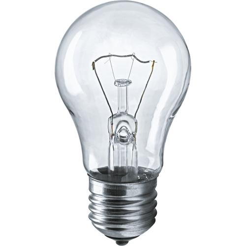 Лампа накаливания ЛОН 60вт А55 230в Е27 (94300 NI-A)
