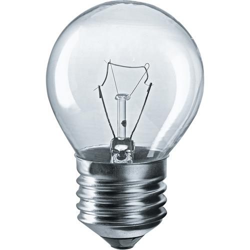Лампа накаливания декоративная ДШ 40вт Р45 230в Е27 (шар) (94310 NI-C)