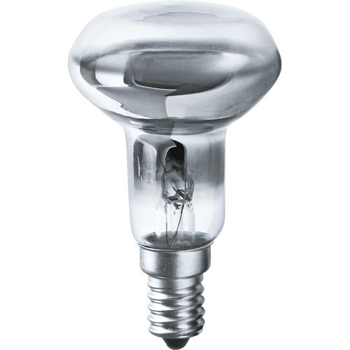 Лампа накаливания зеркальная ЗК 60вт R50 230в Е14 матовая (94320 R-50)
