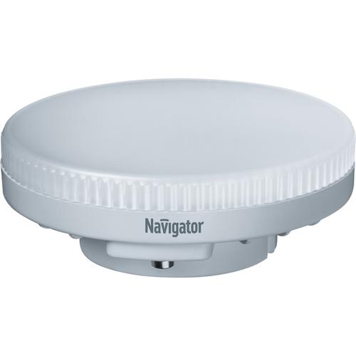 Лампа светодиодная LED 10Вт GX53 белый таблетка (61017 NLL-GX53)
