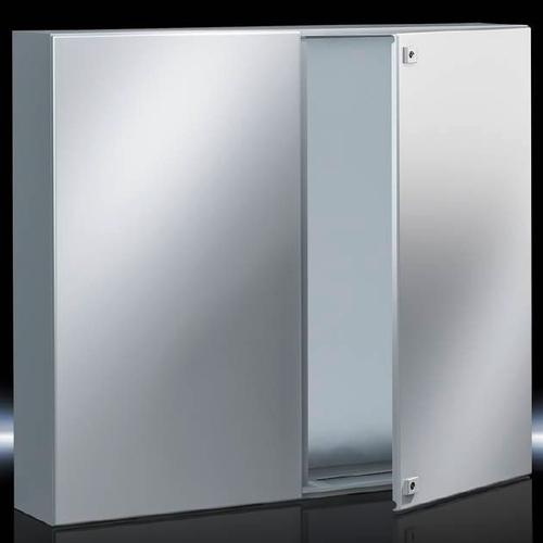 AE Шкаф 1000x1000x300мм с монтажной платой RAL7035 (1110500)