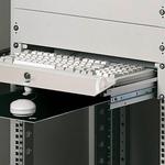 DK Поддон для клавиатуры 2EB RAL7035 1шт (7281035)