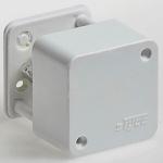 Коробка клеммная наружная 55х55х32мм белая Тусо (65002) Рувинил