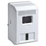 Корпус щитка квартирного IP30 261х154х131мм пластиковый белый Tyco (68021) Рувинил
