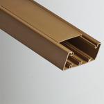 Кабель-канал 100x40 коричневый (РКК-100х40-К) Рувинил