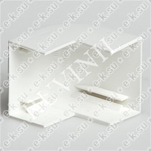 Угол внешний для РКК-40х40 белый (УВШ-40х40) Рувинил