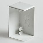 Заглушка 20х10 RUVinil (ЗГЛ-20х10) Рувинил