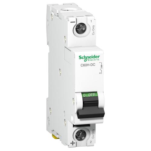 Автоматический выключатель C60H-DC 1П 1А C 250В DC