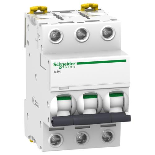 Автоматический выключатель iC60L C 4A 3P