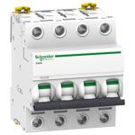 Выключатель автоматический 4п (четырехполюсный) 20А С 6кА iC60N