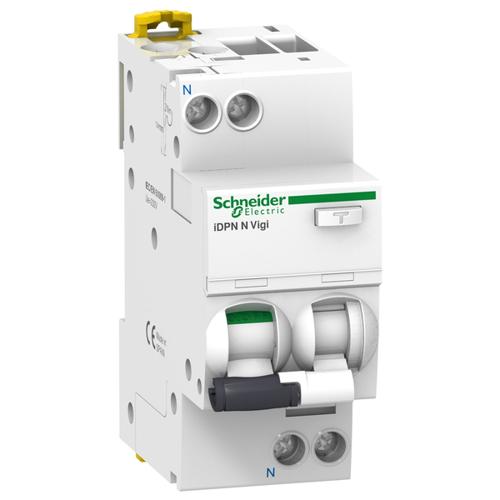 Выключатель автоматический дифференциальный АВДТ iDPN N VIGI 6KA 16A C 30MA AC