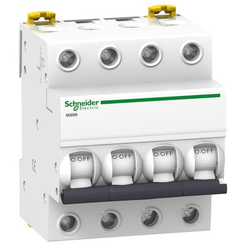 Автоматический выключатель iK60N C 40A 4P