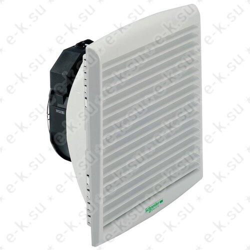 Вентилятор 180м3/ч 230В RAL7035