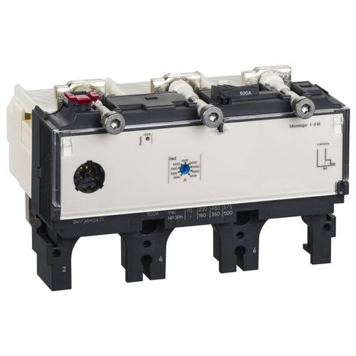 Расцепитель для NSX400/630 3П3Т Micrologic 1.3M 320A