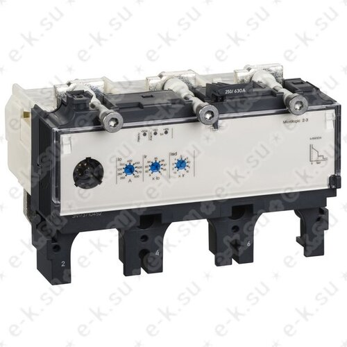 Расцепитель для NSX400/630 3П3Т Micrologic 2.3 250A