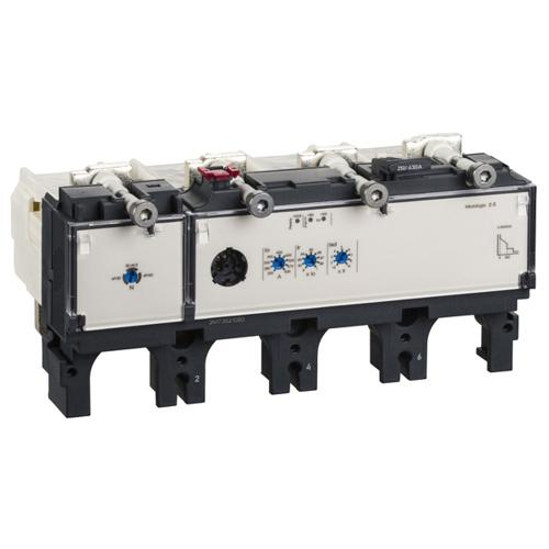Расцепитель для NSX400/630 4П4Т Micrologic 2.3 400A