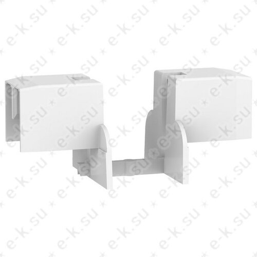 Заглушки боковые для 1П+Н гребенчатых шин, 40 шт. Easy9
