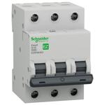 Автоматический выключатель 3П 63А D 6кА 400В Easy9