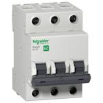 Автоматический выключатель 3П 25A B 4,5кА 400В Easy9