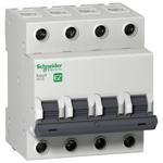 Автоматический выключатель 4П 25А С 4,5кА 400В Easy9