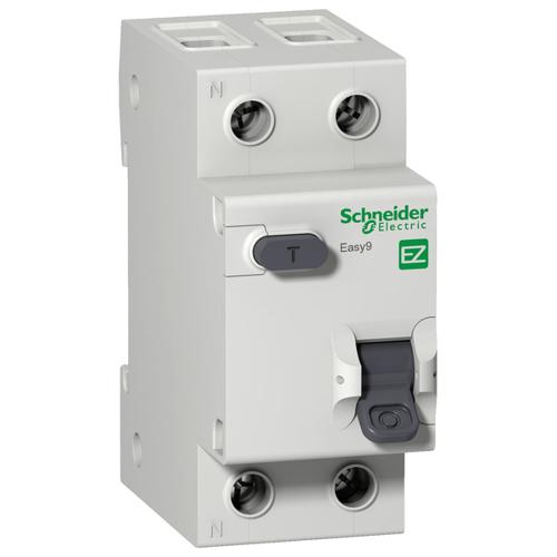 Выключатель автоматический дифференциальный АВДТ 1п+N 25А 30мА C AC Easy9