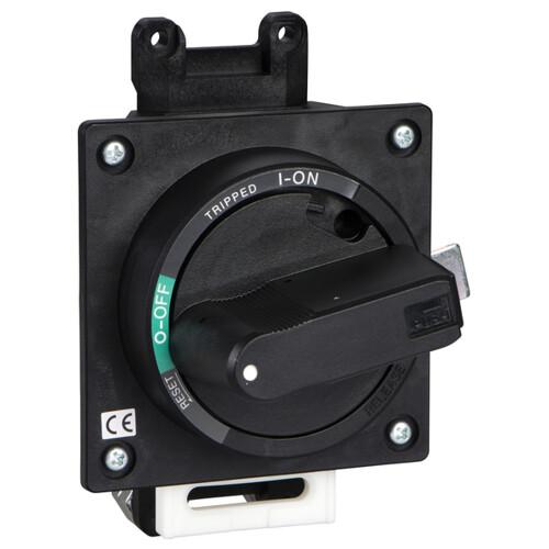 Рукоятка стандартная поворотная черная для EZC250, EZCV250 EasyPact