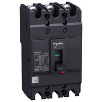 Автоматический выключатель Easypact EZC100B 25A 7,5кА 3П3Т