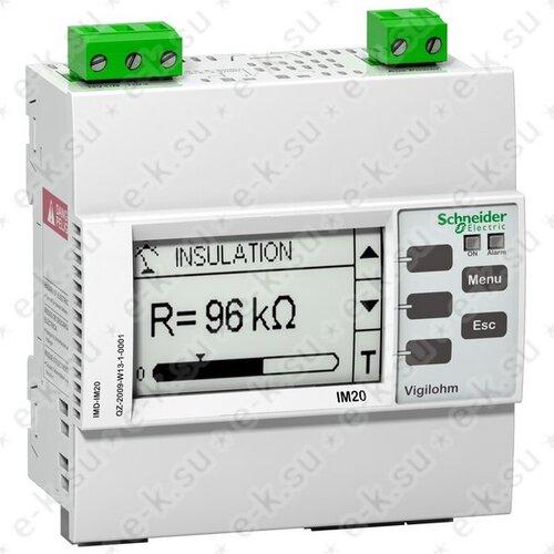 Прибор контроля изоляции IM10 110/415 VAC Vigilohm