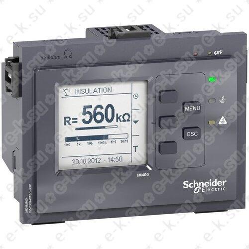 Прибор контроля изоляции IM400 110/440 VAC Vigilohm