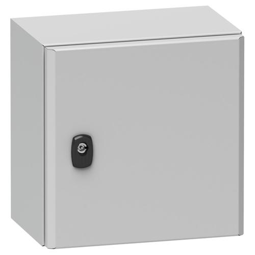 Шкаф S3D с монтажной платой (ЩМП) 400х300х200мм IP66