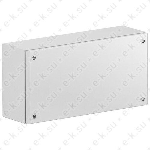 Коробка клеммная цельнометаллическая IP66 SBM 300x300x120мм