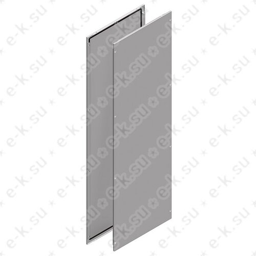 Панели боковые стандартные 2000x500мм (2 штуки)