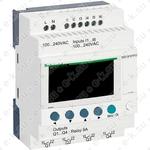 Реле интеллектуальное модульное Zelio Logic 10 входов/выходов ~240В Zelio Logic