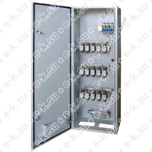 ШРС 1-01-5-54-УЗ-001 Узола (5х100) 250А IP54 (ЯЯС12409) (U45041200)