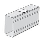 Накладка SGAN 40 на стык профиля (00823)