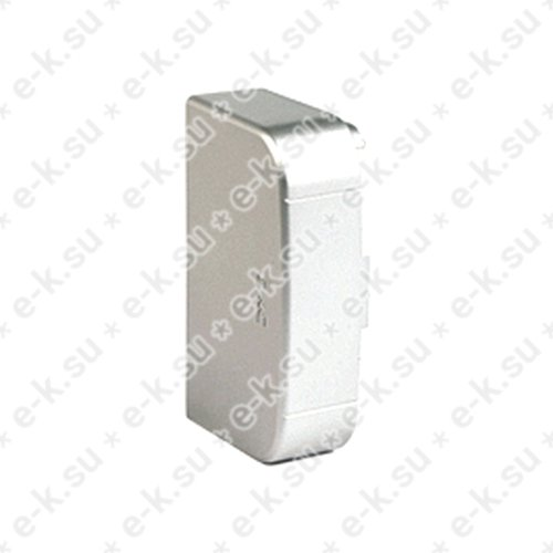 Заглушка 90х50 серый металлик IN-Liner AERO (09505G)