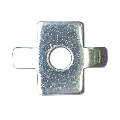 Шайба для соединения проволочного лотка (в соединении с винтом М6х20) 4-лепестковая (CM180600)