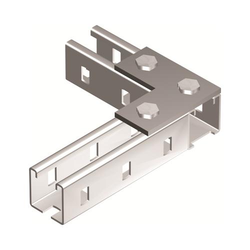 Пластина соединительная L-образная 90х90мм (BMD1021HDZ)