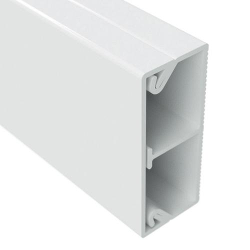 Миниканал TMC 40/2x17 с перегородкой (00305)
