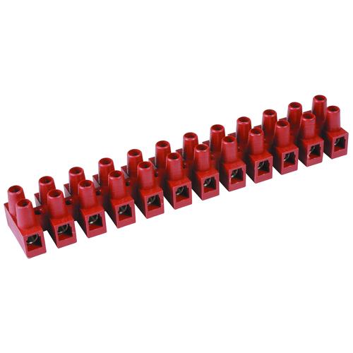 Клеммник 12П 150 градусов 450V 32A 4мм.кв фибергласс (43312FV)