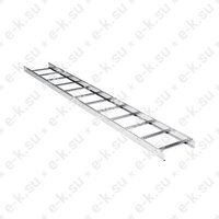 Лоток лестничный 400х50х3000мм Стандарт (LL5040)