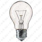 Лампа накаливания ЛОН 40вт A55 230в E27 (035453284)