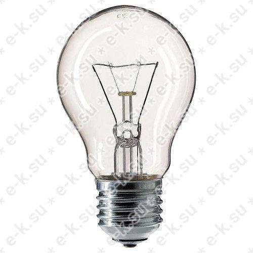 Лампа накаливания ЛОН 40вт A55 230в E27 Pila (02120284)