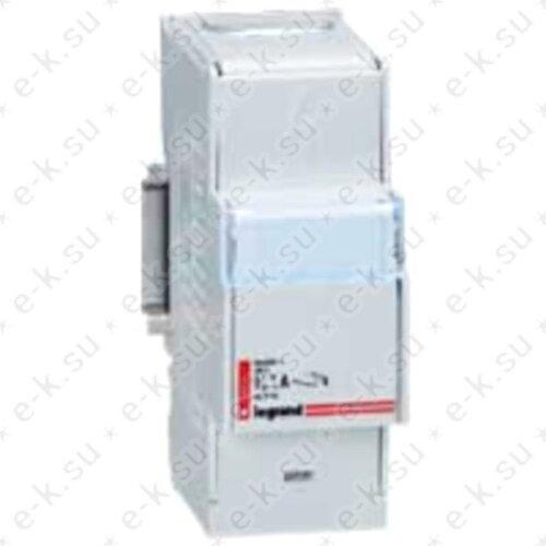 Модульный распределительный блок (кросс-модуль) 1П, 160A, 13 подключений