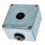 Корпус кнопочного поста 1 отверстие (XAPM1201) Schneider Electric