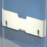 CQE Карман металлический для двери 800 мм (R5TE80)