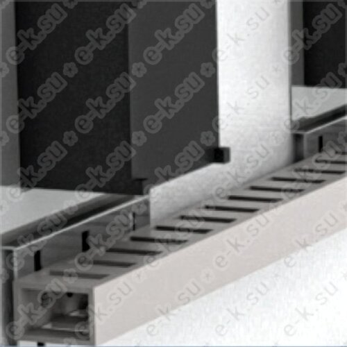 Держатель перфокороба для отверстия 22мм (50шт) (R5DPC22)