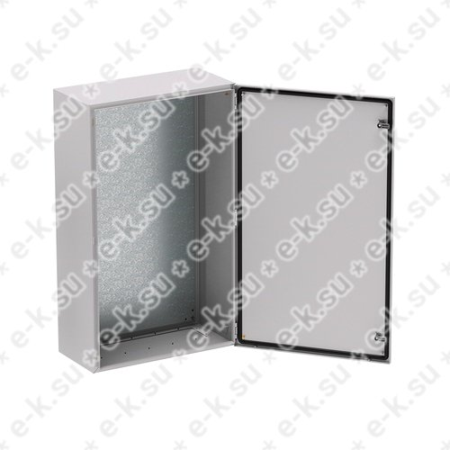 Щит с монтажной панелью ЩМП 800x800x400мм (ВхШхГ) IP65 серия ST (R5ST0884)