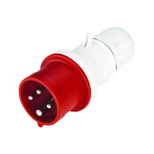 Вилка кабельная 16A 2P+E IP44 переносная 230V (DIS2131633)
